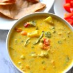 south Indian style vegan mix veg kurma